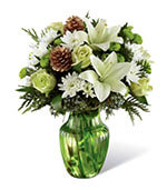 The Holiday Bliss Bouquet